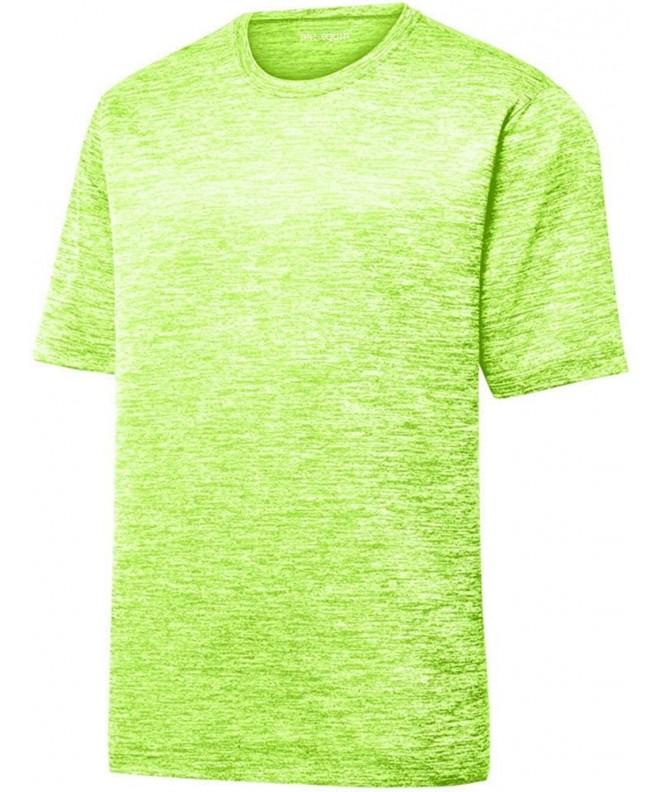 Dri Equip Electric Heather Moisture T Shirts