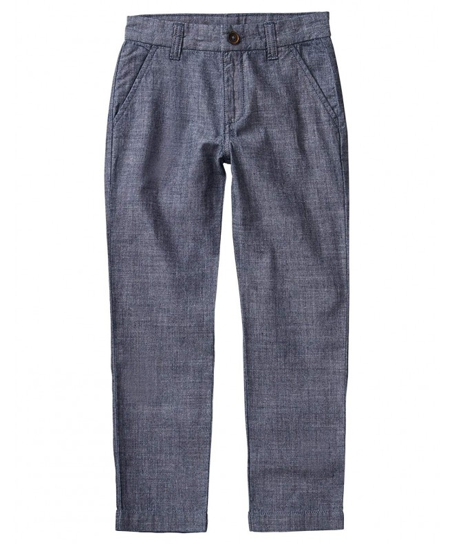 Crazy Boys Little Chambray Trousers