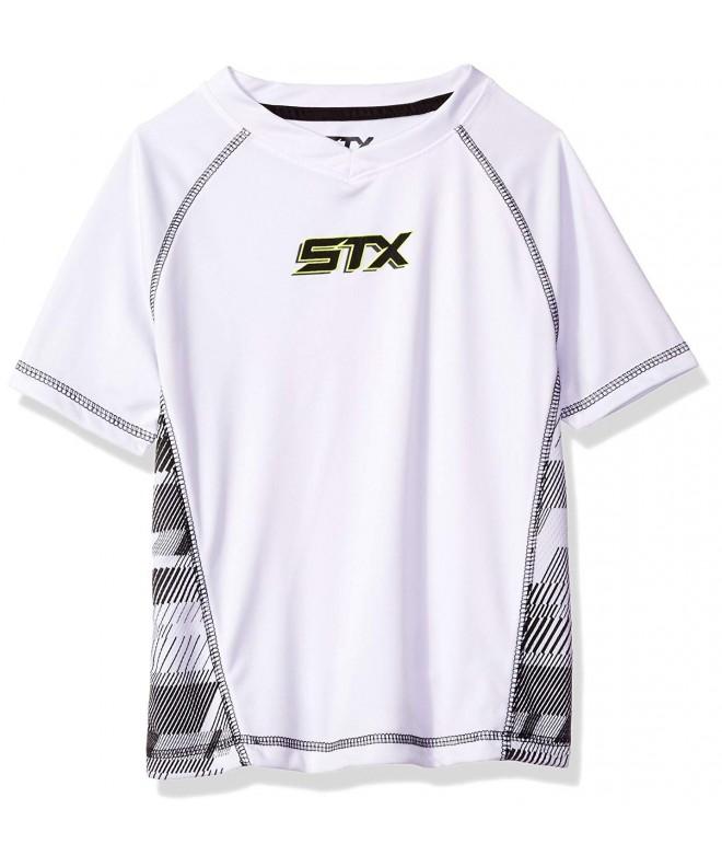STX Boys Performance Raglan T Shirt