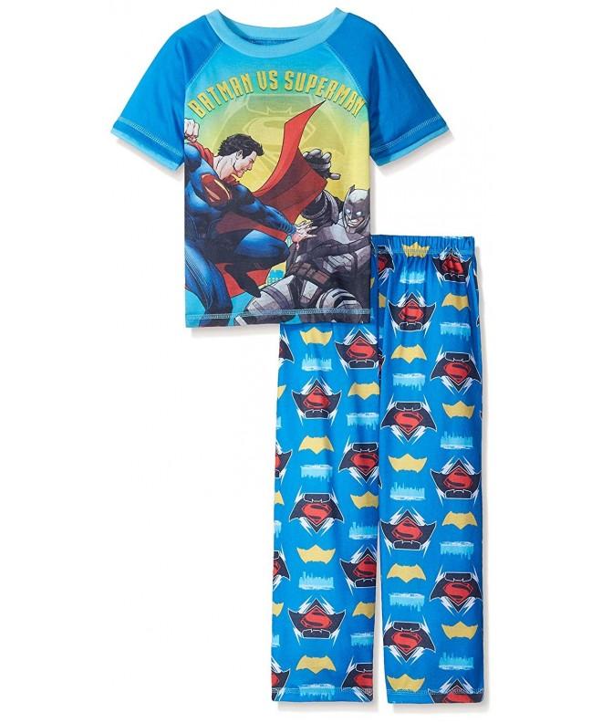Justice League Batman Superman Pajama