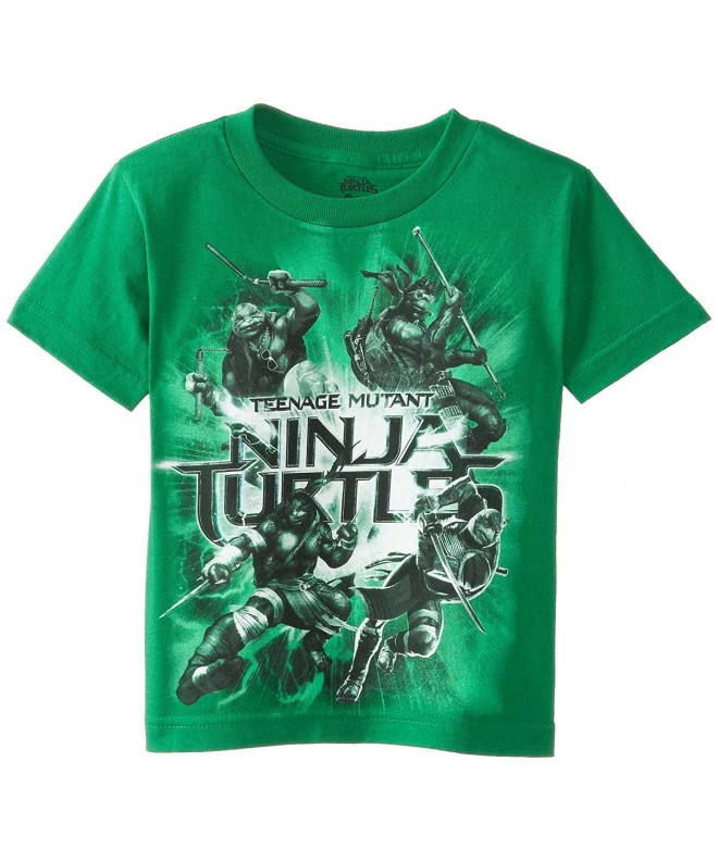 Teenage Mutant Turtles Little T Shirt