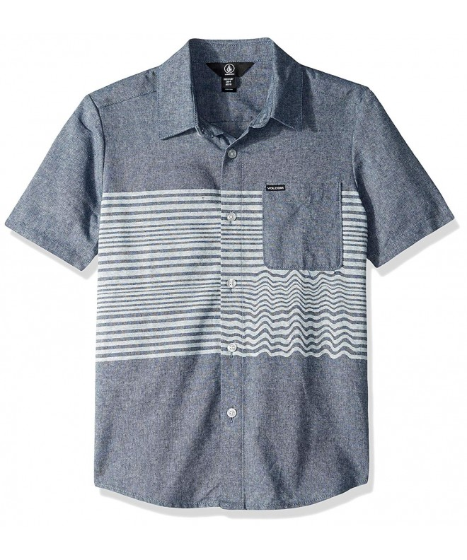 Volcom Vibes Button Short Sleeve