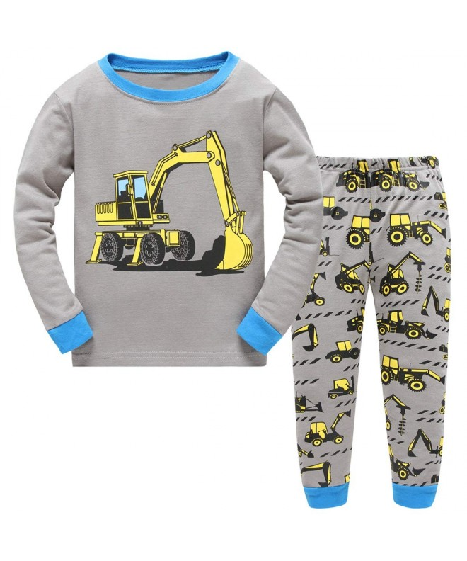 Pajamas Sleepwear Toddlers 2 Piece Clothes