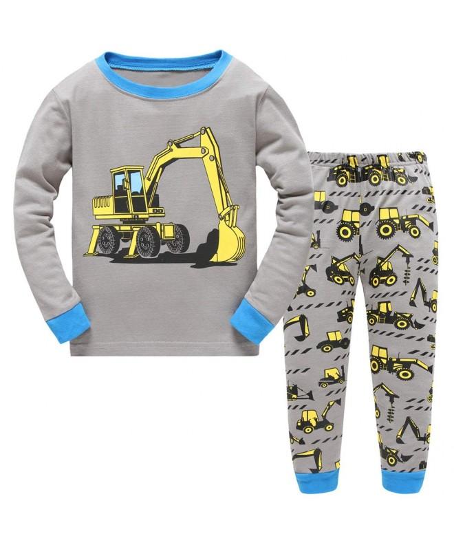Pajamas Sleepwear Toddlers 2 Piece Clothes