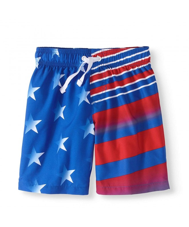 Wonder Nation American Trunk Shorts