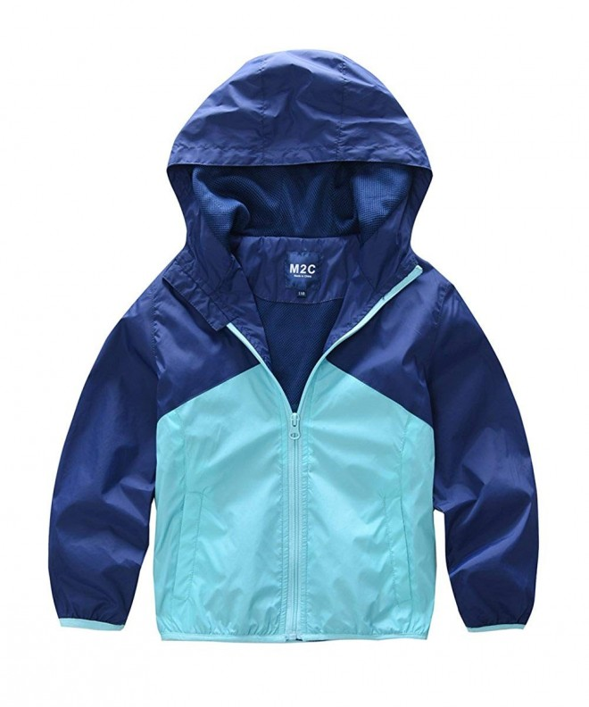 M2C Hooded Weight Windbreaker Resistant