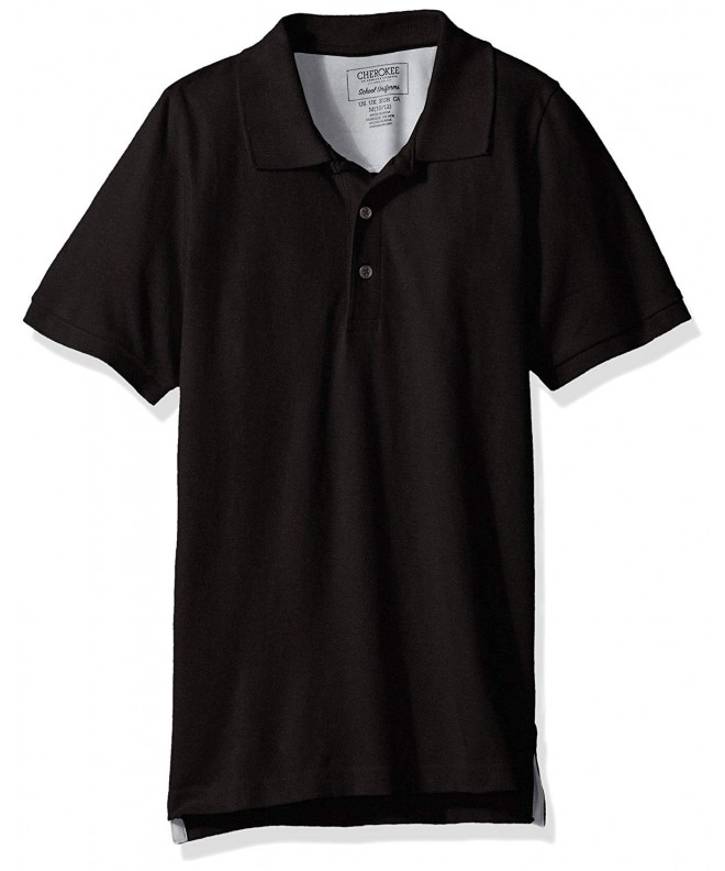 Cherokee Uniform Short Sleeve Pique