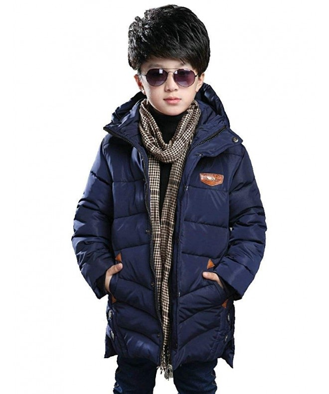 ELFJOY Winter Cotton Hooded Outwear