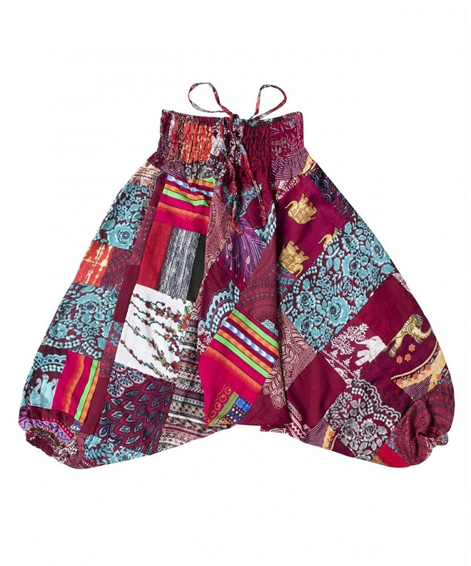 Lofbaz Kids Patch Harem Pants