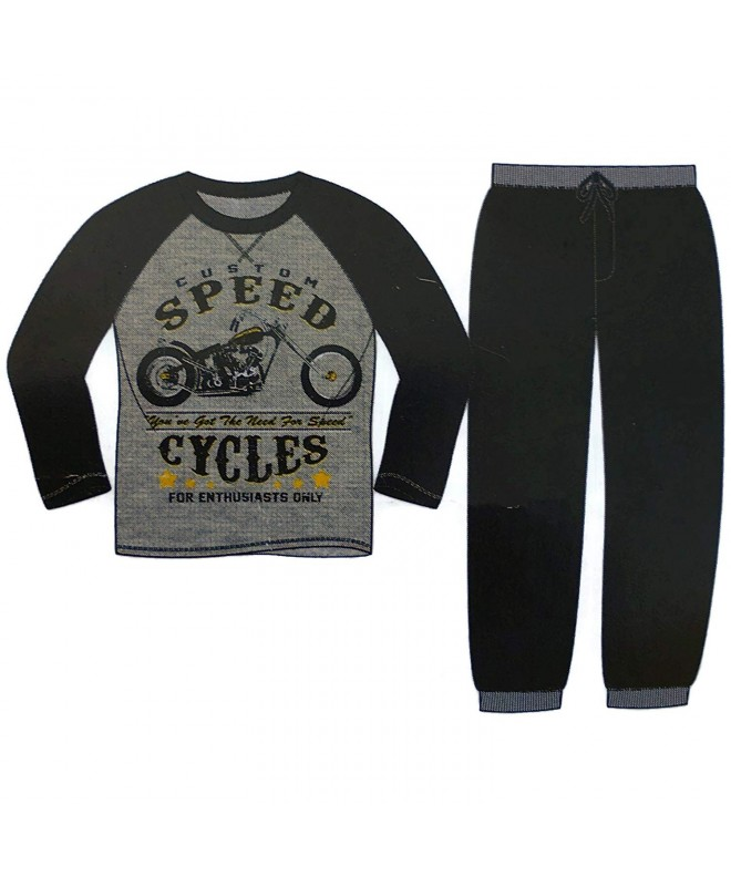St Eve Thermal Sleepwear Motorcycle