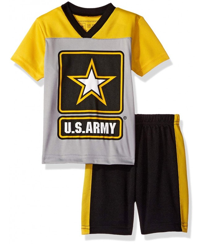 US Army Toddler Athletic Short