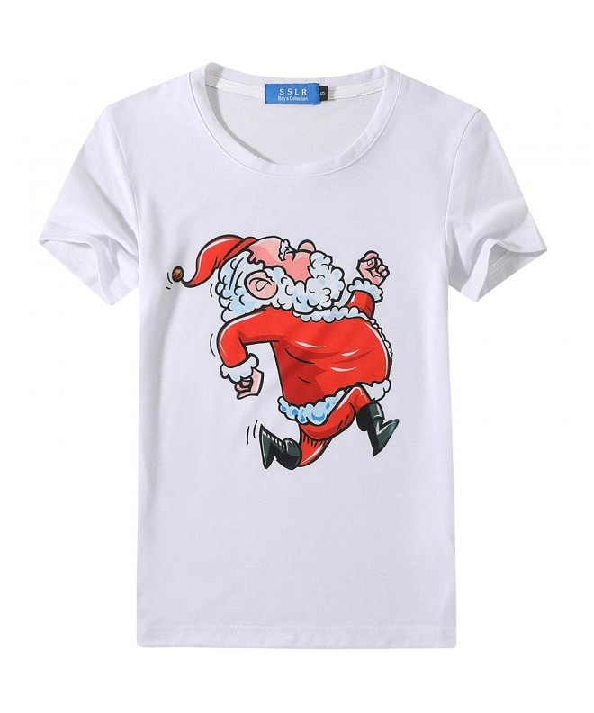SSLR Holiday Funny Christmas T Shirt