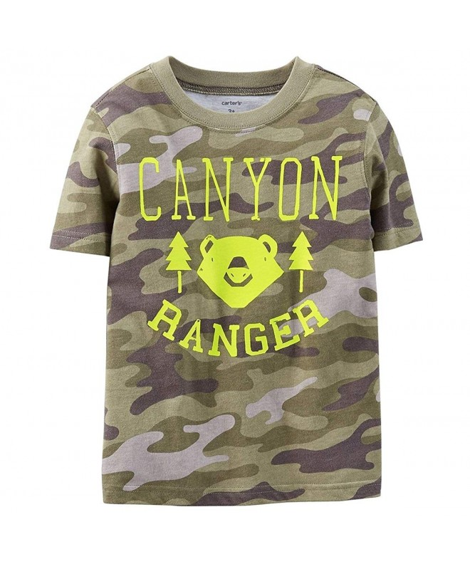 Carters Camouflage Canyon Ranger Green