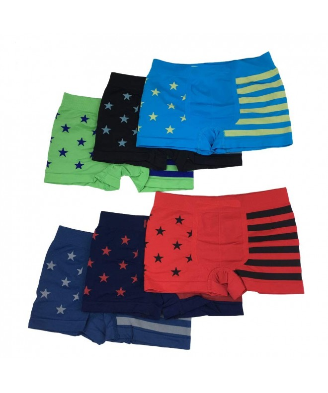 Boy Boxer Briefs Underwear Seamless