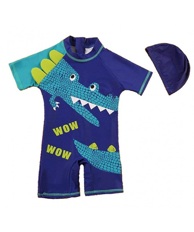 Summer Sleeve Swimsuit Protection Swimming