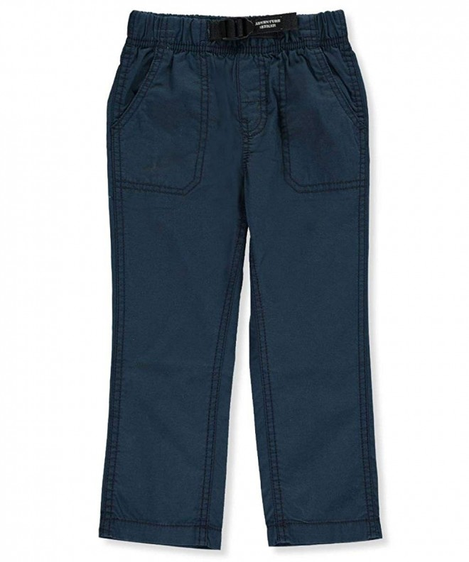 Carters Buckled Poplin Utility Pants
