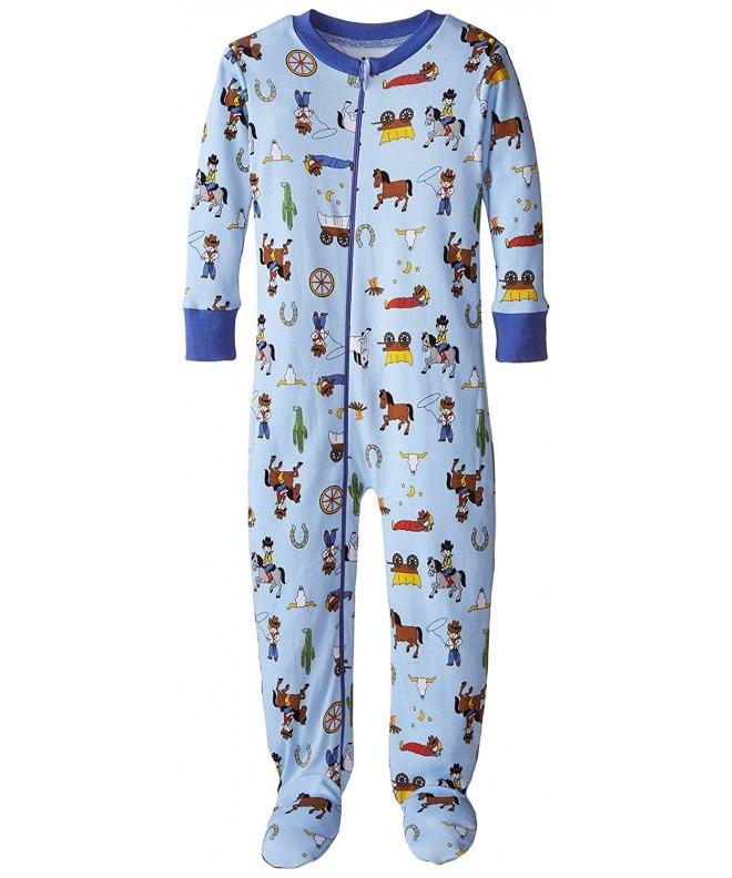 New Jammies Little Organic Pajamas