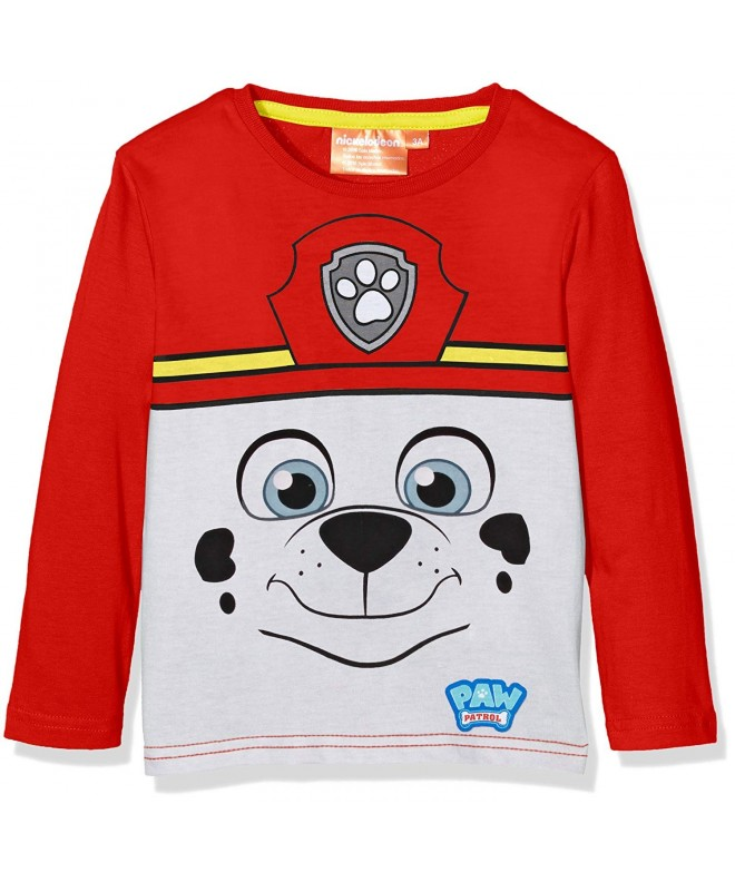 Nickelodeon Boys Patrol Sleeve T Shirt