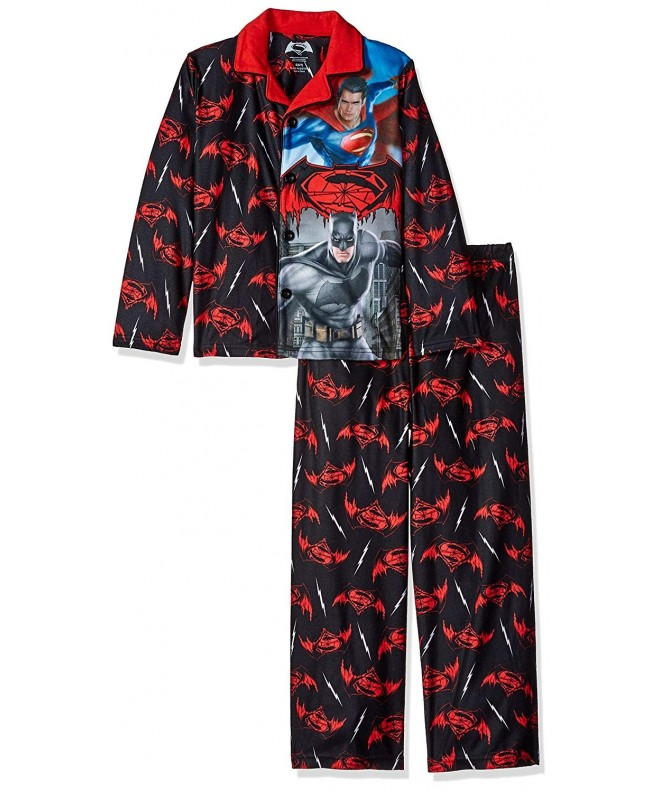 DC Comics Batman Superman Sleepwear