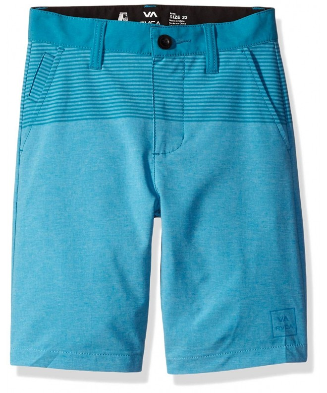 RVCA Boys Big Hybrid Short