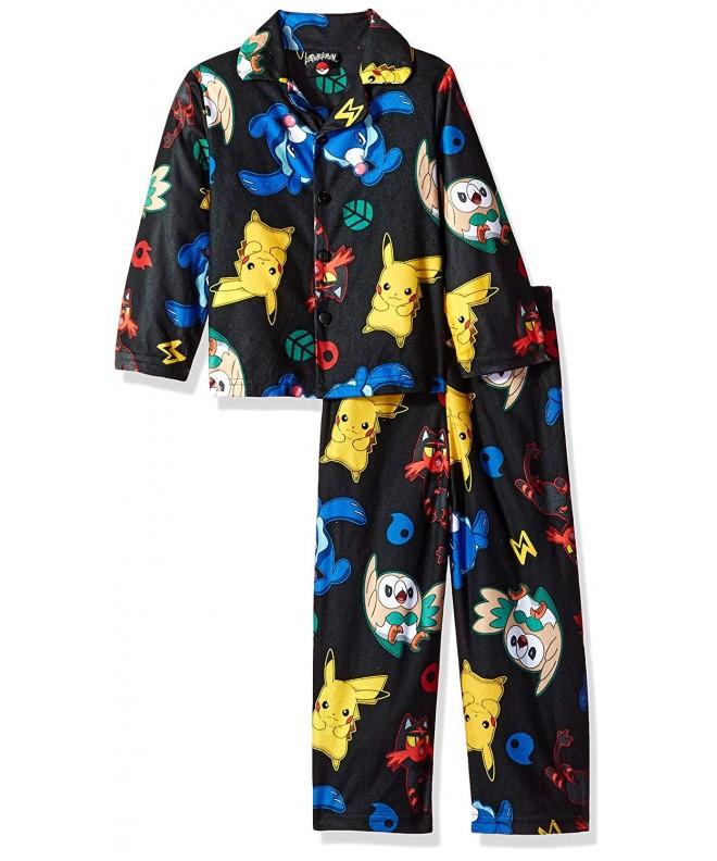 Pokemon Boys Catch 2 Piece Pajama