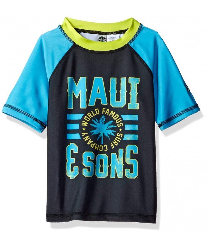 Maui Sons Big Boys Rashguard