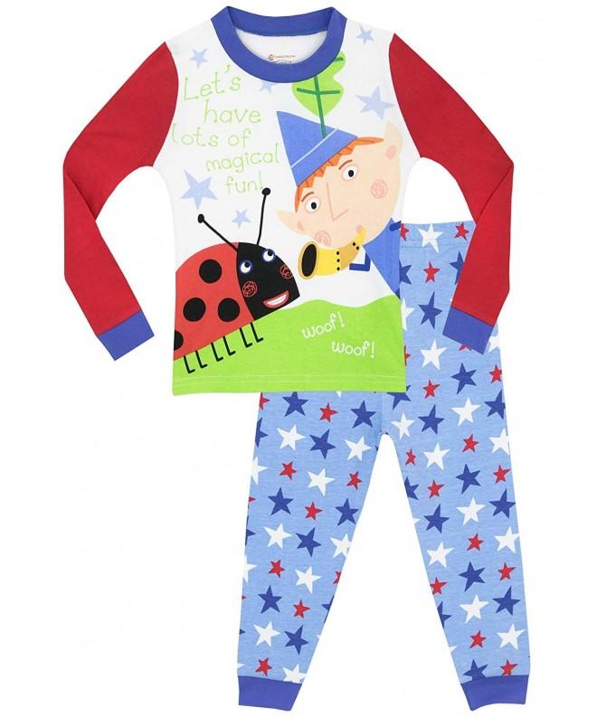 Ben Holly Boys Pajamas