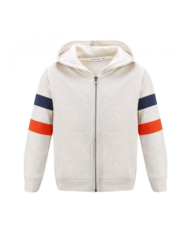 CUNYI Fashion Cotton Sweatshirts Hoodie