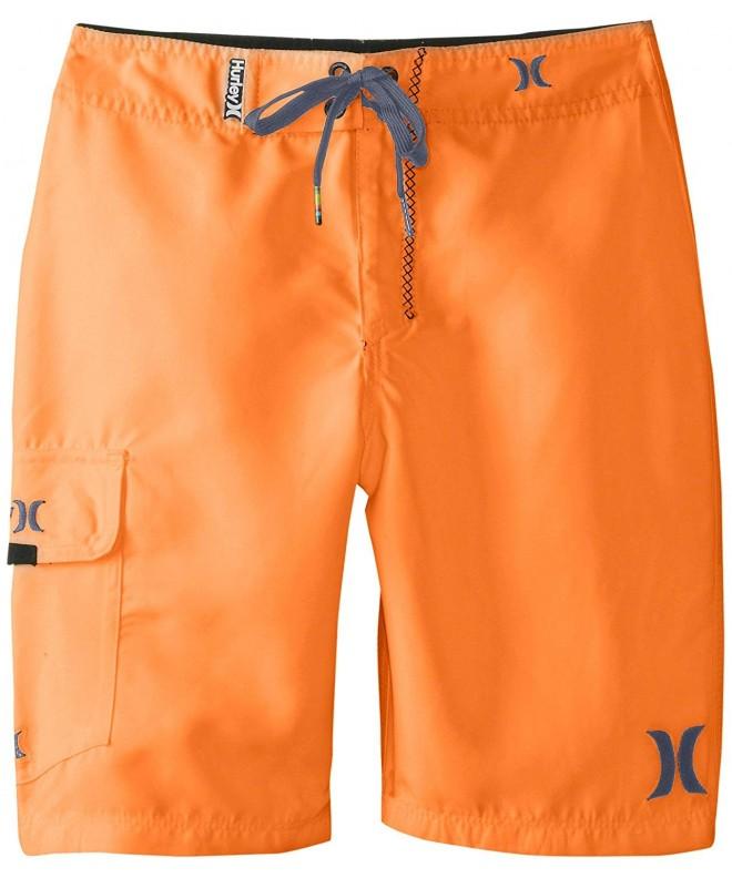 Hurley Boys Only Boardshort Total Orange