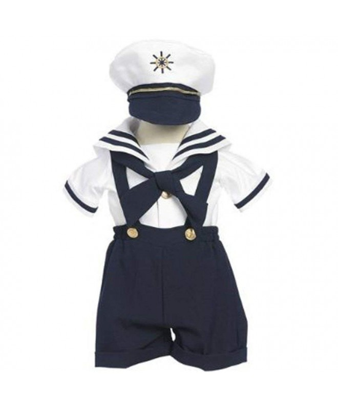 Classykidzshop Navy Sailor Shirt Shorts