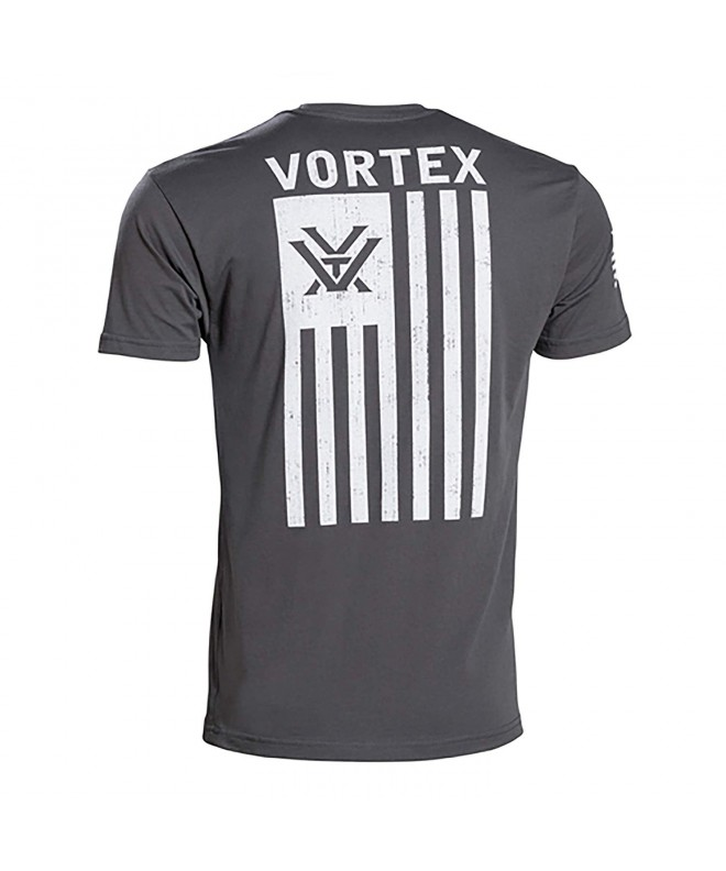 Vortex Optics Grey Patriot T Shirt