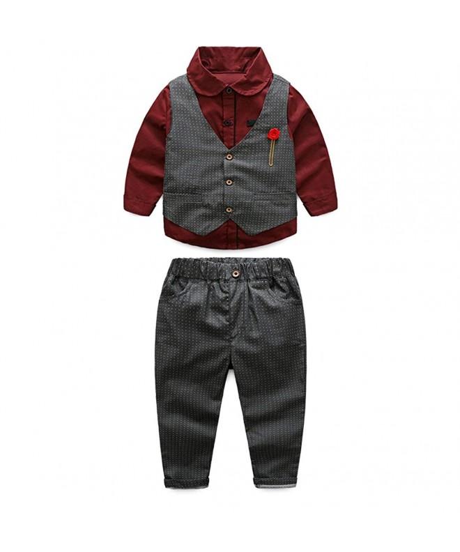 JIANLANPTT Clothing Gentleman Shirt Casual