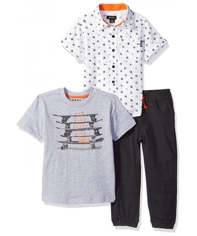 DKNY Sport T Shirt Pull Twill