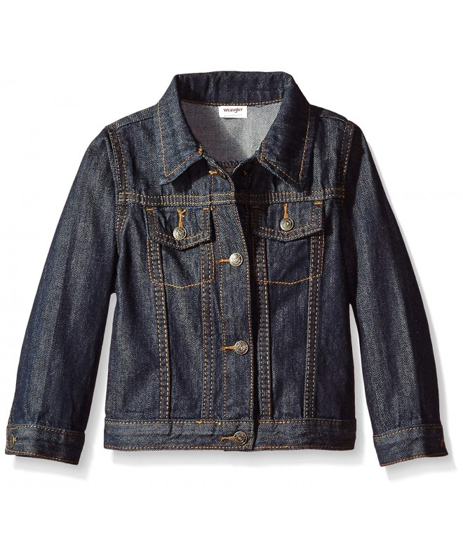 Wrangler Authentics Toddler Denim Jacket