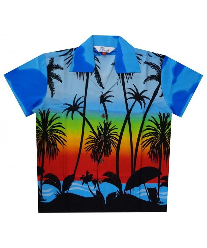 Alvish Hawaiian Shirts Coconut Holiday