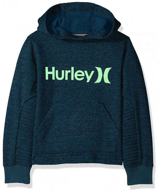 Hurley Little Therma Fit Pullover Heather