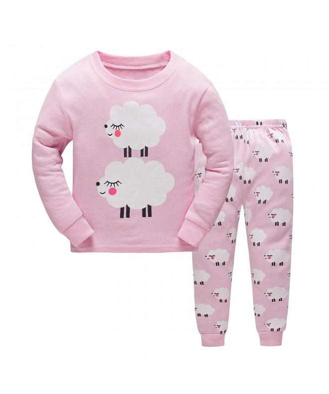 Emyrin Pajamas Sleepwear Children Nightclothes