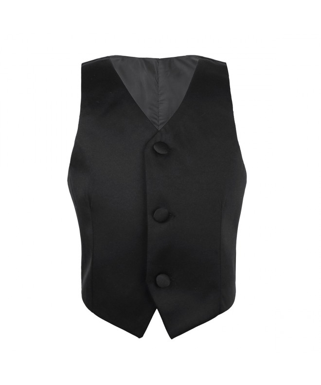 Freebily Gentleman Formal Waistcoat Pattern