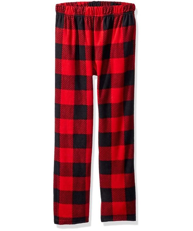 Komar Kids Buffalo Plaid Pajama