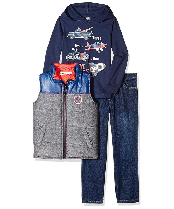 Kids Headquarters Boys Pieces Vest