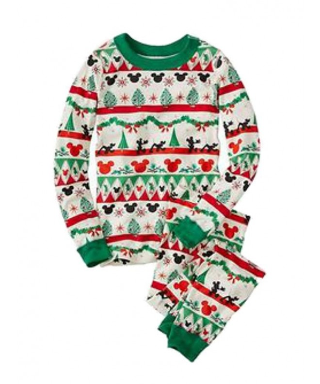 Hanna Anderson Disney Christmas Pajama