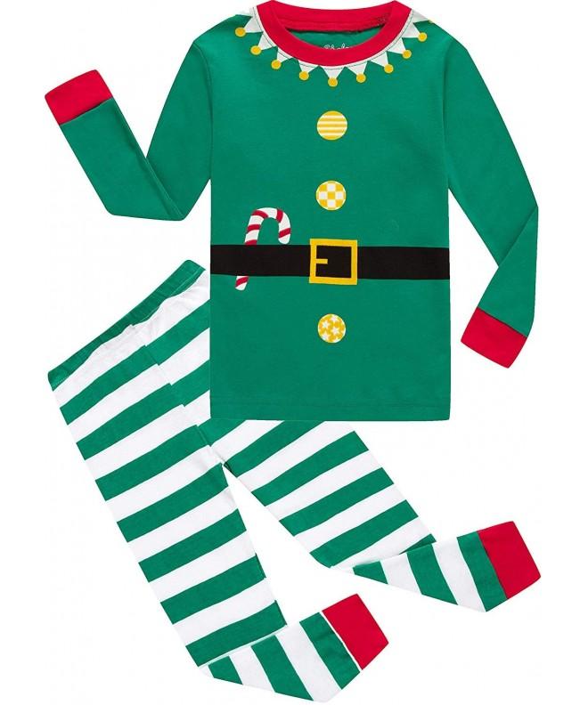 shelry Christmas Pajamas Sleepwear Clothes