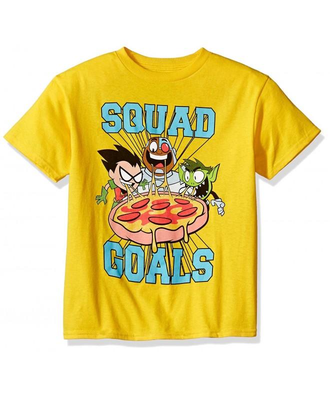 Teen Titans Go Squad Goals