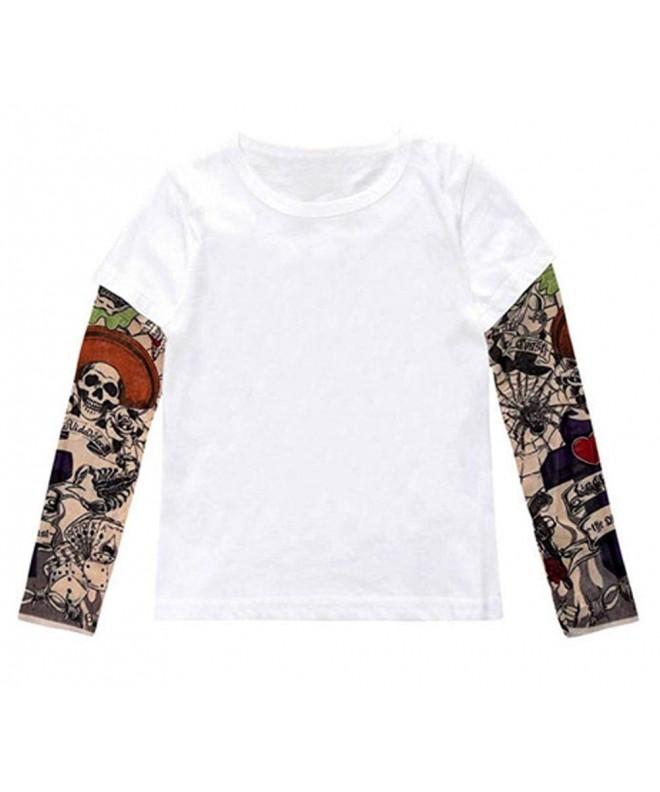 stylesilove Unisex Cotton T Shirt Tattoo