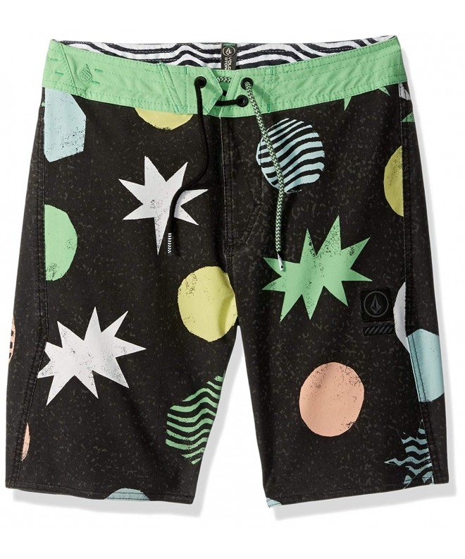Volcom Polka Stoney Youth Boardshort
