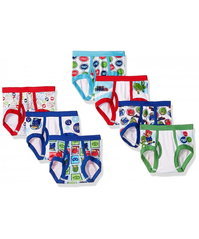 Masks Boys 7 Pack Brief Underwear