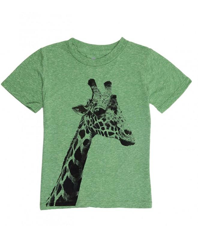 Peek Zoo Animal Fact Shirts