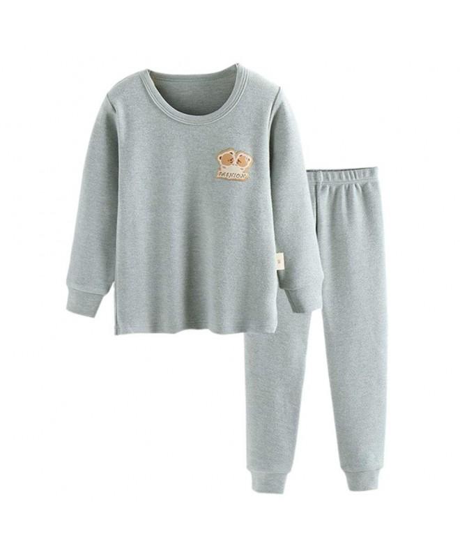 JWWN Pajamas Underwear Sleepwear 3 8Years