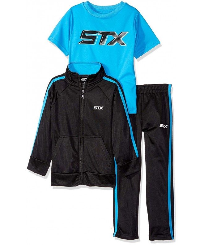 STX Boys Tricot Jacket T Shirt