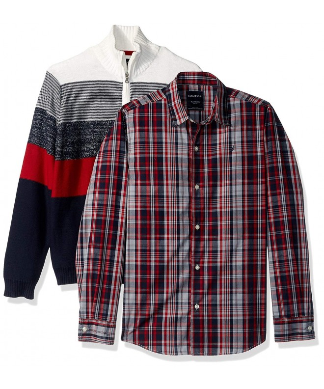 Nautica Boys Big Piece Sweater
